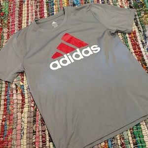 Adidas Dryfit Type Shirt